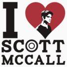 I Heart Scott Mccall by Briana  Gibbs
