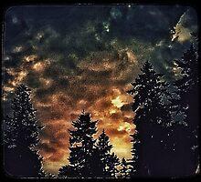 Storm at Twilight by Sundi