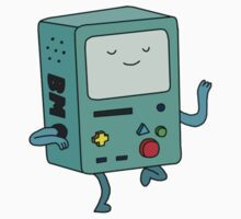 Adventure Time BMO by bigturtles