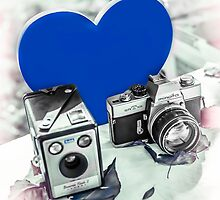 I ♥ Photography Blue by Livonne
