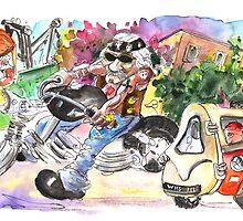 Sicilian Traffic 03 by Goodaboom