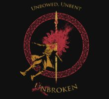 Not so Unbroken by domeddi