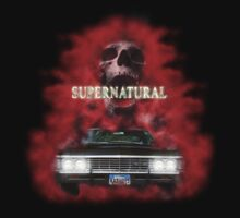 Supernatural  Road to Redemption by ratherkool