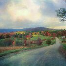 Vermont Afternoon by John Rivera