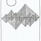 Lines 8 by Aaran Bosansko