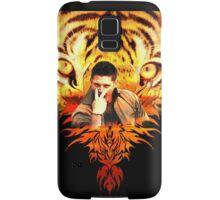Jensen's eye of the tiger Samsung Galaxy Case/Skin