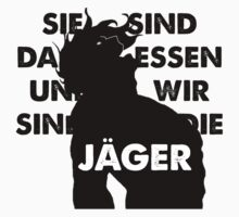 JÄGER by chucklevoodoo