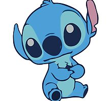 Baby Stitch by Aja Lyonfields