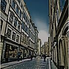 Gamla Stan, Stockholm, by Tim Constable by Tim Constable