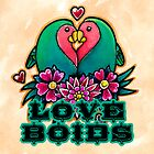 Love Boids by Helen Aldous