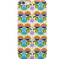 Paisley, Fantasy Flowers & Stripe patterns iPhone Case/Skin