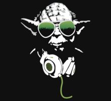 DJ Yoda Green by imagoalie