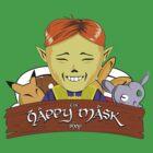 The Happy Mask Shop by John Garcia