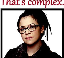 Cosima Niehaus - That's complex. by Xaxatella