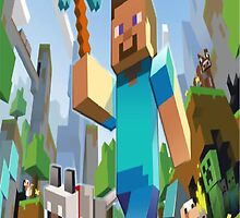 Minecraft Range by Jinx-Tabs