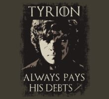 Tyrion always pays his debts #2 by RedLemon