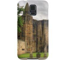 Dunfermline Abbey Gatehouse Samsung Galaxy Case/Skin