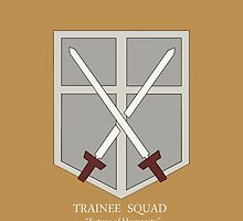 Titan trainee brown by Blankness