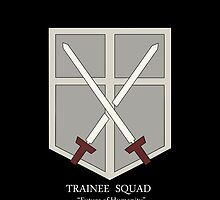Titan trainee black by Blankness