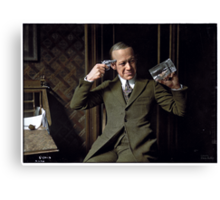 Ernest Hare, thoughts on Prohibition, ca. 1920 Canvas Print