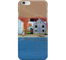 Stromness Whaling Station 1 iPhone Case/Skin