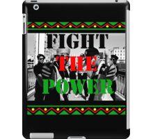 Fight the Power iPad Case/Skin