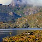 Cradle Mountain Evening by Harry Oldmeadow