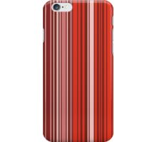 Many colorful stripe pattern in red on iPhone 6 Snap Cases by pASob-dESIGN | Redbubble