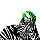 Punk Zebra by HaroldRamp
