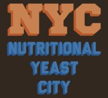 Nutritional Yeast City by lethalfizzle
