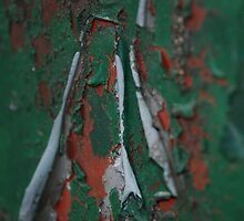 Peeling paint 2 by HannahLstaples
