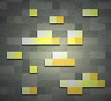 Minecraft Gold by AkumaKuma