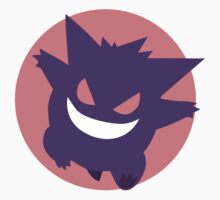 Gengar - Basic by Missajrolls
