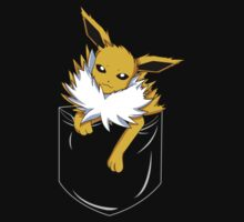 Jolteon in my pocket by CoyoDesign