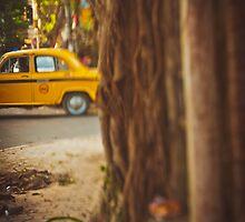A corner in Calcutta by Anna Alferova