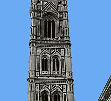 Campanile Florence by RachelMacht