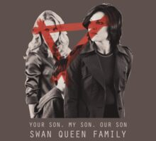 Swan Queen Family by Kubik