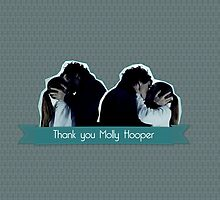 Thank you Molly Hopper by ChichinaChic