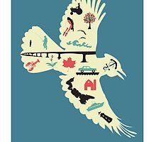 Prince Edward Island by Tupps