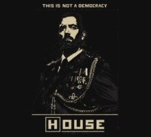 House MD - This Is Not A Democracy by zacharyskaplan
