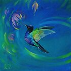 Hummingbird by Jane Delaford Taylor