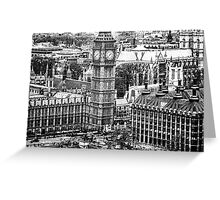 Central London 2 Greeting Card