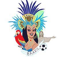 Brazil by Lucie Irvine