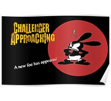 Oswald Approaching Poster