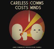 Ingress : Careless Comms by precociousmouse