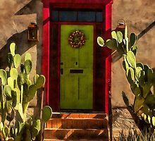 Verdugo House, Tucson, Arizona by Linda Gregory