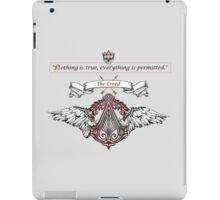 Creed iPad Case/Skin