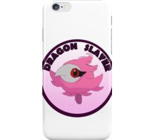 Spritzie: Dragon Slayer iPhone Case/Skin