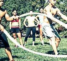 Weight Lose Boot Camp With Personal Trainers by Thomsjn