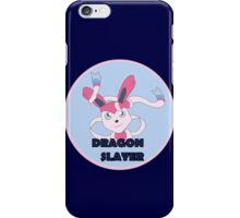 Sylveon the Dragon Slayer iPhone Case/Skin